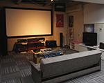 椿テレビ商会ショールーム